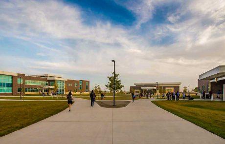 North Field High School