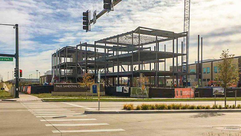 Paul Sandoval Campus Building 4