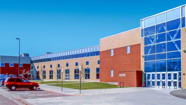 Arvada West High School Phase I