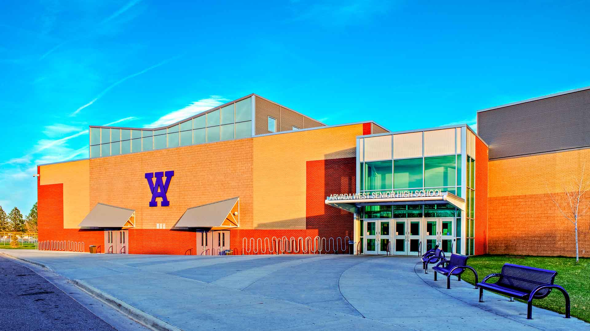 Arvada West High School Phase II