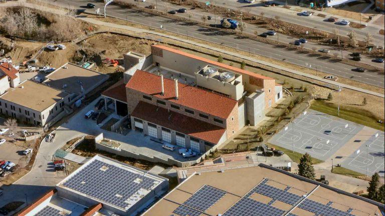 CU Boulder Campus Utility System