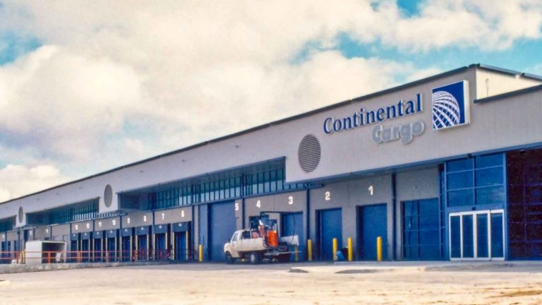 DIA Joint Cargo Facility